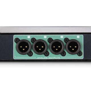 """6 Ram Audio ADM 24 - Controller DSP da 19"""""""