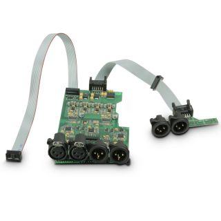 0 Ram Audio DSP 22 W - Modulo DSP per finali di potenza a 2 canali in serie W