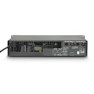 3 Ram Audio S 2000 DSP GPIO - Finale di potenza PA 2 x 1190 W 2 Ohm incl. modulo DSP e GPIO