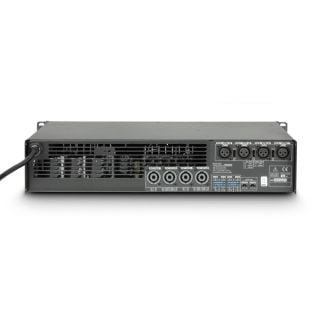 3 Ram Audio S 3004 DSP GPIO - Finale di potenza PA 4 x 700 W 2 Ohm incl. modulo DSP e GPIO