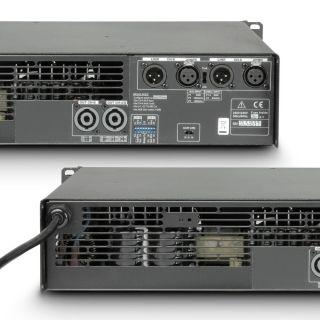 5 Ram Audio S 4000 GPIO - Finale di potenza PA 2 x 1950 W 2 Ohm incl. modulo GPIO