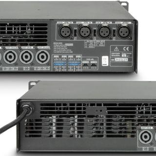 5 Ram Audio S 4004 - Finale di Potenza PA 4 x 980 W 2 Ohm