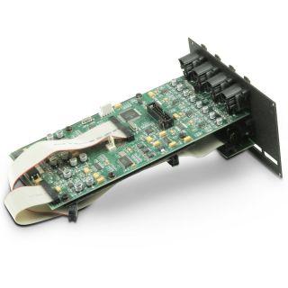 7 Ram Audio S 6004 DSP - Finale di potenza PA 4 x 1440 W 2 Ohm incl. modulo DSP
