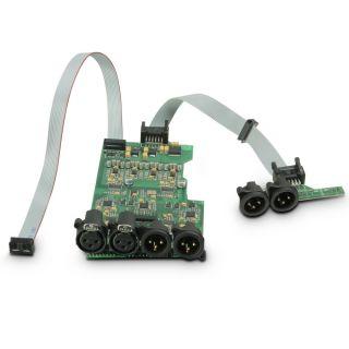6 Ram Audio W 12000 DSP AES - Finale di potenza PA 2 x 5900 W 2 Ohm incl. modulo DSP con ingresso digitale AES/EBU
