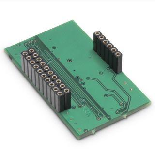 8 Ram Audio W 12000 DSP AES - Finale di potenza PA 2 x 5900 W 2 Ohm incl. modulo DSP con ingresso digitale AES/EBU