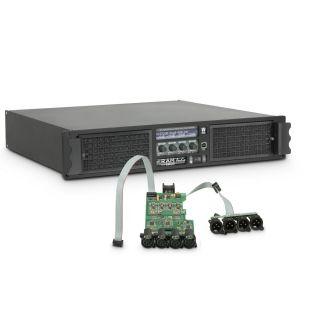 0 Ram Audio W 12004 DSP - Finale di potenza PA 4 x 3025 W 2 Ohm incl. modulo DSP