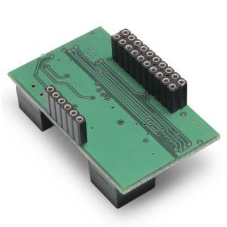 8 Ram Audio W 12004 DSP E AES - Finale di potenza PA 4 x 3025 W 2 Ohm incl. modulo DSP con ingresso digitale AES/EBU + Ethernet