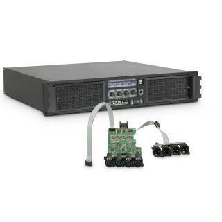 0 Ram Audio W 12044 DSP - Finale di potenza PA 4 x 2950 W 4 Ohm incl. modulo DSP