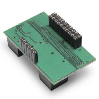 8 Ram Audio W 12044 DSP AES - Finale di potenza PA 4 x 2950 W 4 Ohm incl. modulo DSP con ingresso digitale AES/EBU