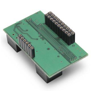 8 Ram Audio W 12044 DSP E AES - Finale di potenza PA 4 x 2950 W 4 Ohm incl. modulo DSP con ingresso digitale AES/EBU + Ethernet
