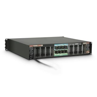 1 Ram Audio W 9004 - Finale di Potenza PA 4 x 2260 W 2 Ohm