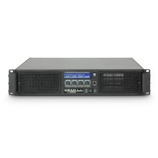 2 Ram Audio W 9004 - Finale di Potenza PA 4 x 2260 W 2 Ohm
