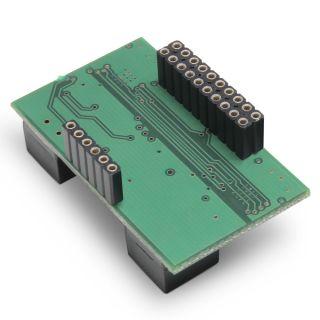 8 Ram Audio W 9004 DSP AES - Finale di potenza PA 4 x 2260 W 2 Ohm incl. modulo DSP con ingresso digitale AES/EBU