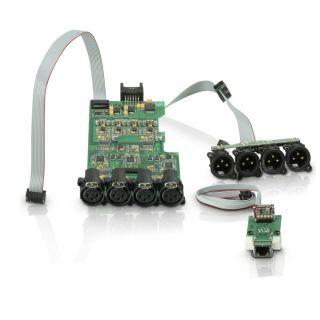 6 Ram Audio W 9004 DSP E - Finale di potenza PA 4 x 2260 W 2 Ohm incl. modulo DSP + Ethernet
