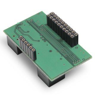 8 Ram Audio W 9004 DSP E AES - Finale di potenza PA 4 x 2260 W 2 Ohm incl. modulo DSP con ingresso digitale AES/EBU + Ethernet