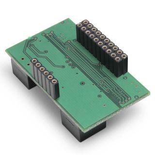 8 Ram Audio W 9044 DSP AES - Finale di potenza PA 4 x 2200 W 4 Ohm incl. modulo DSP con ingresso digitale AES/EBU