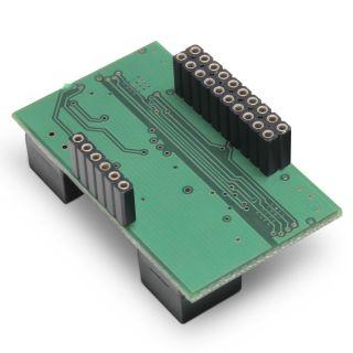 7 Ram Audio W 9044 DSP E AES - Finale di potenza PA 4 x 2200 W 4 Ohm incl. modulo DSP con ingresso digitale AES/EBU + Ethernet