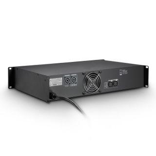 1 Ram Audio Zetta 215 - Finale di Potenza PA 2 x 750 W 2 Ohm
