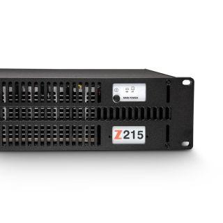 3 Ram Audio Zetta 215 - Finale di Potenza PA 2 x 750 W 2 Ohm