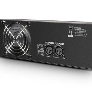 4 Ram Audio Zetta 215 - Finale di Potenza PA 2 x 750 W 2 Ohm