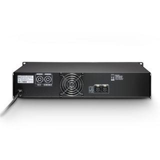 6 Ram Audio Zetta 215 - Finale di Potenza PA 2 x 750 W 2 Ohm