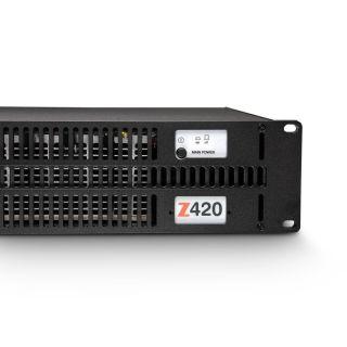 3 Ram Audio Zetta 420 - Finale di Potenza PA 4 x 500 W 2 Ohm