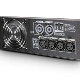 4 Ram Audio Zetta 420 - Finale di Potenza PA 4 x 500 W 2 Ohm