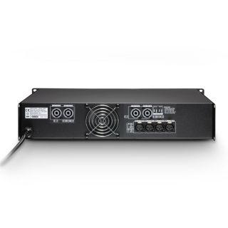 6 Ram Audio Zetta 420 - Finale di Potenza PA 4 x 500 W 2 Ohm