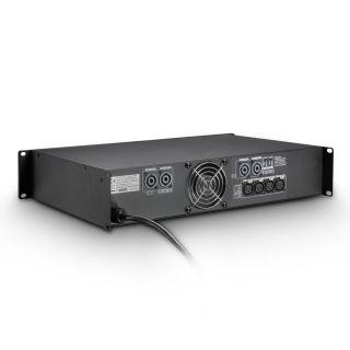 1 Ram Audio Zetta 440 - Finale di Potenza PA 4 x 1000 W 2 Ohm