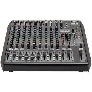 RCF E 12 - Mixer Analogico Passivo 12Ch con Effetti02