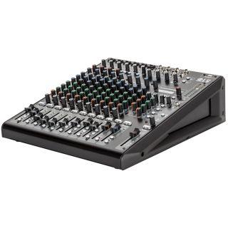 RCF E 12 - Mixer Analogico Passivo 12Ch con Effetti04