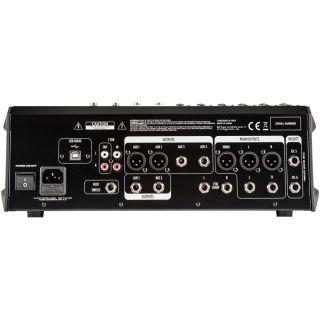RCF E 12 - Mixer Analogico Passivo 12Ch con Effetti05
