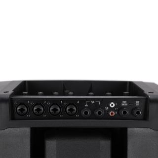 RCF Evox JMix 8 Black - Impianto Line Array con Mixer 700W RMS13