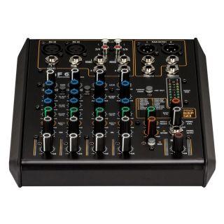 RCF F 6X - Mixer Audio Passivo 6Ch con Effetti02