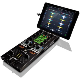 Reloop mixtour ipad
