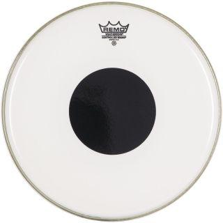"REMO CS-0314-10 Pelle per Batteria CS Controlled Sound Black Dot 14"""