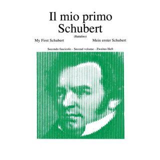 Ricordi Il Mio Primo Schubert II Fascicolo - Spartito per Pianoforte