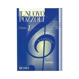 Ricordi Il Nuovo Pozzoli: Solfeggi Parlati E Cantati Volume 1