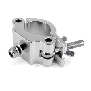0 RIGGATEC RIG 400 200 010 - Halfcoupler Heavy Silver max. load 500kg (48 - 51 mm)
