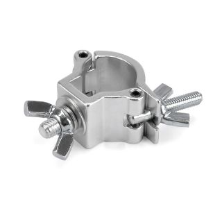 0 RIGGATEC RIG 400 200 963 - Halfcoupler Small Silver max. 10kg (20 mm)