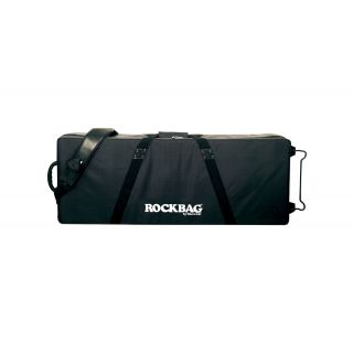 ROCKCASE RC21617B Borsa Semirigida per Tastiera 61 Tasti (105 x 45 x 20.1 cm)