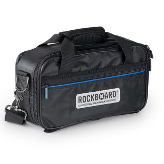 6 Rockboard RBO B 2.0 DUO B Pedalboard Pedaliera con Gig Bag