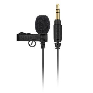 Rode Lavalier GO - Microfono Lavalier Pulce Cravatta Professionale02