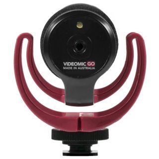Rode VideoMic Go - Microfono per Videocamera con Sospensione Elastica03