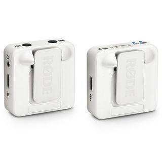 Rode Wireless Go White - Sistema Microfonico Wireless Bianco02