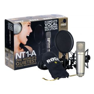 RODE NT1a - Complete Vocal Bundle
