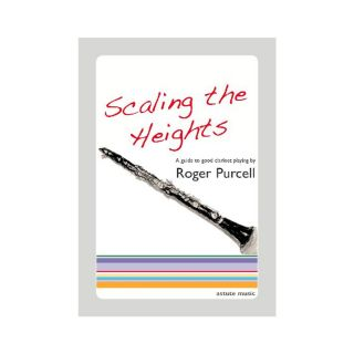 Roger Purcell Scaling the Heights Teoria Musicale per Clarinetto