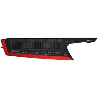 Roland AX Edge Black Keytar 49 Tasti Nera con Stand in Omaggio02