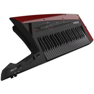 Roland AX Edge Black Keytar 49 Tasti Nera con Stand in Omaggio03