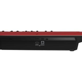 Roland AX Edge Black Keytar 49 Tasti Nera con Stand in Omaggio08